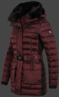 Abendstern Short-887 Grape Red