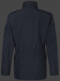 Мужская куртка Wellensteyn Airport-140 DarkNavy вид сзади
