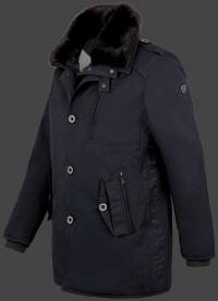 мужская куртка Atacama Men-830 Darknavy Wellensteyn сбоку