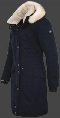 женская куртка Chelsea-878 Midnightblue Wellensteyn сбоку