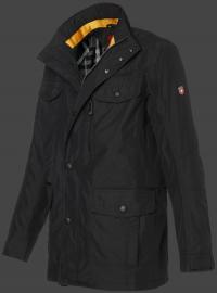 мужская куртка Chester-140 Schwarz Wellensteyn сбоку