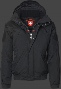 мужская куртка Cliffjacke-04 Schwarz Wellensteyn