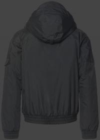 мужская куртка Cliffjacke-04 Schwarz Wellensteyn  сзади