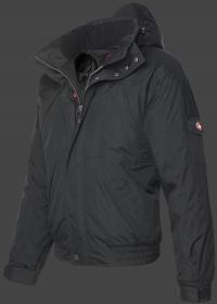 мужская куртка Cliffjacke-04 Schwarz Wellensteyn  сбоку