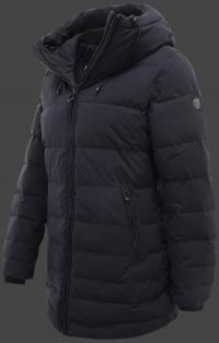женская куртка Cordoba-856 Darknavy Wellensteyn сбоку
