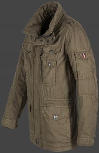 мужская куртка Cruise-776 Camel Wellensteyn сбоку