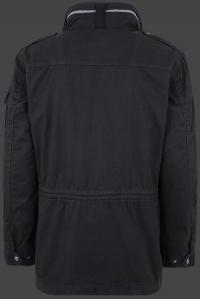 мужская куртка Cruise-888 Schwarz Wellensteyn сзади