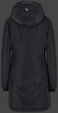 женская куртка Cucina-382 Midnightblue Wellensteyn сзади