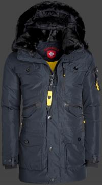 мужская куртка Falkland-435 Midnightblue Wellensteyn