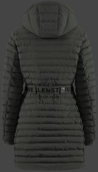 женская куртка Flamingo-719 Blackarmy Wellensteyn сзади