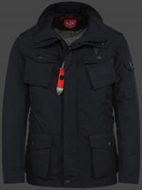 мужская куртка Fuel-44 Dunkelblau Wellensteyn