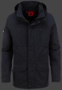мужская куртка Golfjacke-44 Dunkelblau Wellensteyn