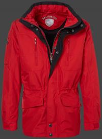 мужская куртка Golfjacke-44 Rot Wellensteyn