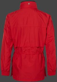 мужская куртка Golfjacke-44 Rot Wellensteyn сзади