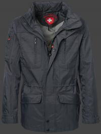 мужская куртка Golfjacke-65 Anthrazit Wellensteyn