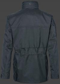 мужская куртка Golfjacke-65 Anthrazit Wellensteyn сзади