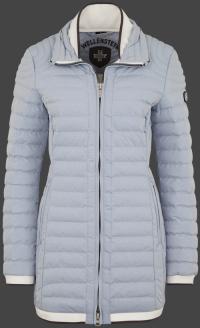 женская куртка Helium Medium-787 Lightbluewhite Wellensteyn