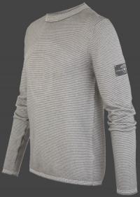Herren Pullover 006 Cocos/Ashgrey