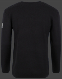 Herren Pullover 013 Black/Black