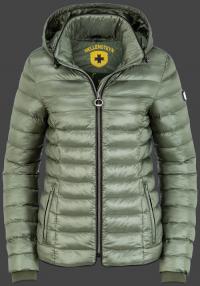 женская куртка Italy Hood-1001 Salbei Wellensteyn