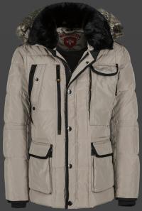 мужская куртка Marvellous-560 Sand Wellensteyn