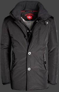 мужская куртка Mercury-382 Schwarz Wellensteyn