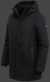 мужская куртка Merida Men-870 Midnightblack Wellensteyn сбоку