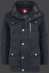 мужская куртка Nasato-888 Darknavy Wellensteyn