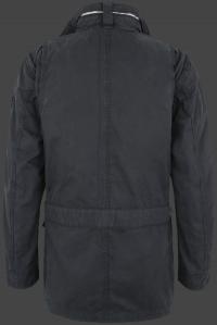 мужская куртка Nasato-888 Darknavy Wellensteyn сзади