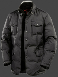 мужская куртка Nightshift-44 Schwarz Wellensteyn