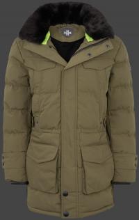 мужская куртка Seamaster-870 Nightgreen Wellensteyn