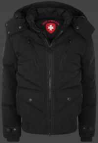 мужская куртка Synergy-870 Schwarz Wellensteyn