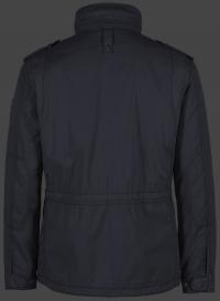 Мужская куртка Tangerine-775 Moonlightblue Wellensteyn сзади