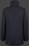 мужская куртка Atacama Men-830 Darknavy Wellensteyn сзади