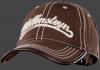 Baseball-Cap Darkbrown
