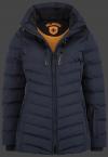 женская куртка Carmenere Lady-878 Midnightblue Wellensteyn