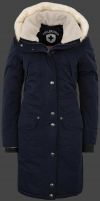 женская куртка Chelsea-878 Midnightblue Wellensteyn