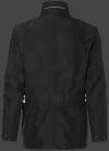 мужская куртка Chester-140 Schwarz Wellensteyn сзади