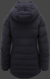 женская куртка Cordoba-856 Darknavy Wellensteyn сзади
