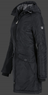 женская куртка Cucina-382 Midnightblue Wellensteyn сбоку