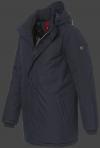 мужская куртка England-04 Dunkelblau Wellensteyn сбоку