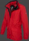мужская куртка Golfjacke-44 Rot Wellensteyn сбоку