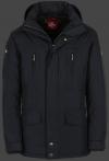 Мужская куртка Golfjacke-Winter-44 Dunkelblau Wellensteyn