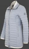 женская куртка Helium Medium-787 Lightbluewhite Wellensteyn сбоку