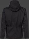 мужская куртка Jetgate-539 Schwarz Wellensteyn сзади