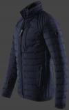 мужская куртка Molecule Men-719 Darknavy Wellensteyn сбоку