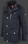 мужская куртка Nasato-888 Darknavy Wellensteyn сбоку