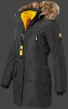 женская куртка Snowtrail Lady-435 Graphite Wellensteyn сбоку