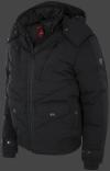 мужская куртка Synergy-870 Schwarz Wellensteyn сбоку