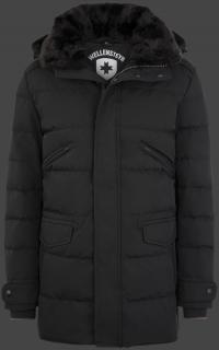 мужская куртка Vallee Men-870 Schwarz Wellensteyn